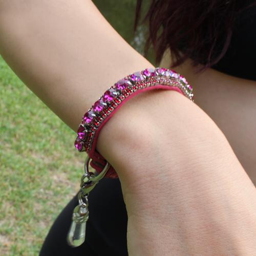 Crown Chakra Beauty Collar Bracelet