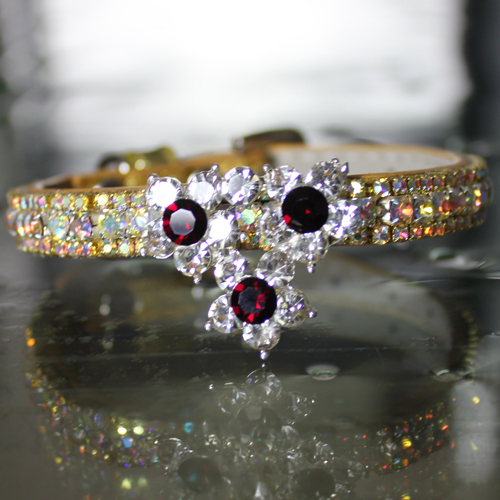 Glam Rock - Motley Crue Inspired Jewelry Collar
