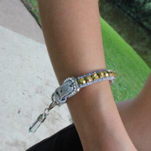 Solar Plexus Chakra Beauty Collar Bracelet