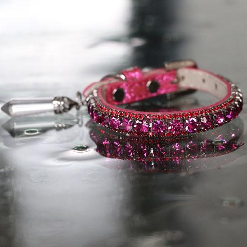 Inner Harmony Pet Collar - Crown Chakra Inspired