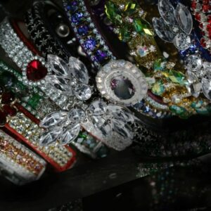 Glam Rock Jewelry Collar Collection