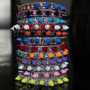 Pop RockStar Collar Collection