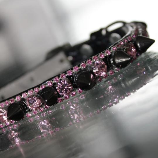 Pop Rock Star Pet Collar - Rihanna Inspired